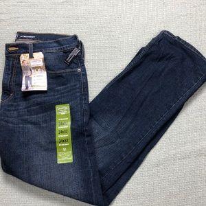 NWT Levi Strauss Signature Jeans 34X32